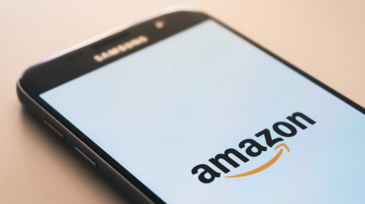 cellphone and Amazon sale