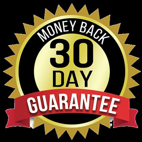Money Back 30 Day Gaurantee